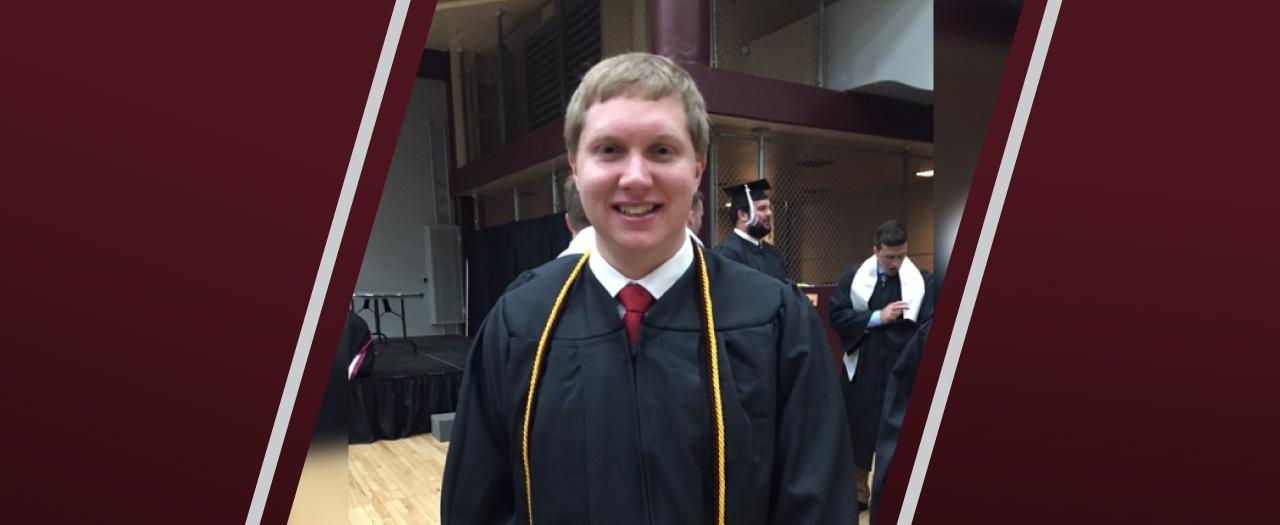 EKU Graduate Andrew Dunbar