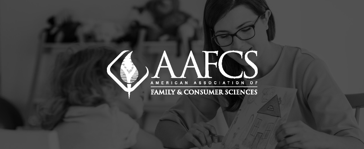 Early child development degree - bachelor's in Child and Family Studies - Child Development accredited by AAFCS