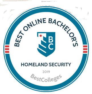 The Best Online Homeland Security Degree Programs for 2019