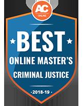 Best Online Master's in Criminal Justice
