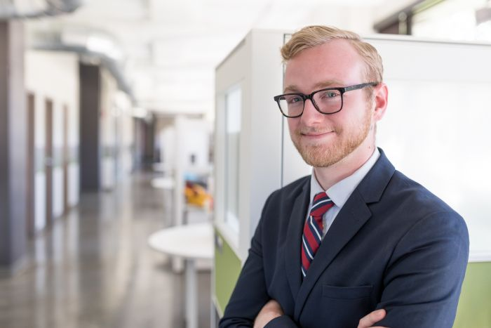 EKU Online Graduate Jason Tate