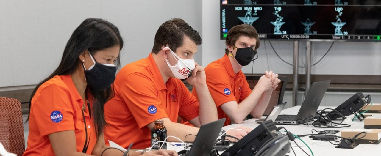 Computer scientists for NASA use computer science degrees for rover work
