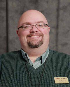 John Hepner, Enrollment Advisor
