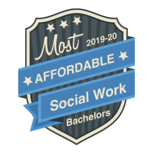 Most Affordable Social Work Bachelors