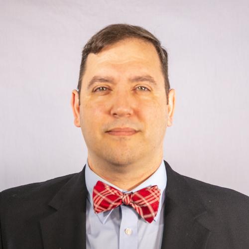Dr. Benjamin Woodruff