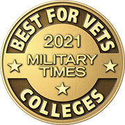 Military Times Best for Vets 2021