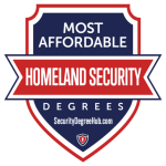Most Affordable Homeland-Security-Degrees Security Degree Hub