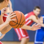 sport management basketball game